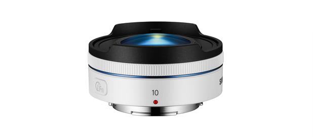 Samsung's F3.5 Fisheye Lens