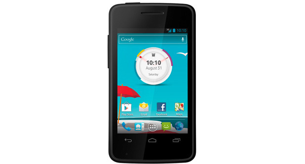 Vodafone's Smart Mini £50 Android phone