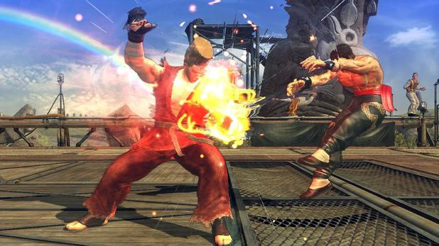 'Tekken Revolution' screenshot