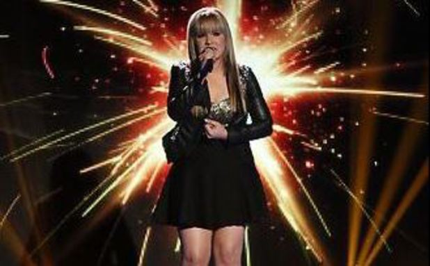 'The Voice' Season 4 semi-finals: Amber Carrington
