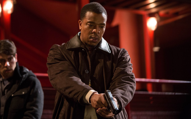 Russell Hornsby as Hank Griffin in 'Grimm'