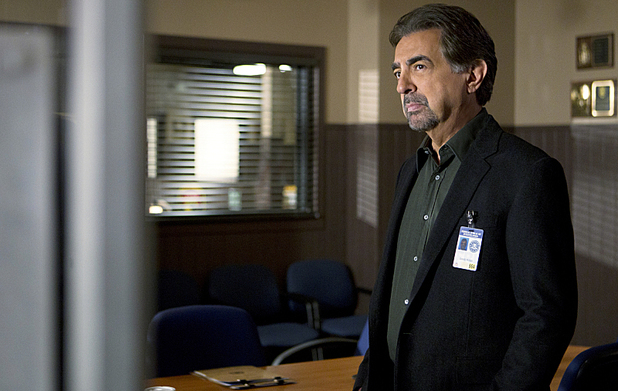 Joe Mantegna as Rossi in 'Criminal Minds'