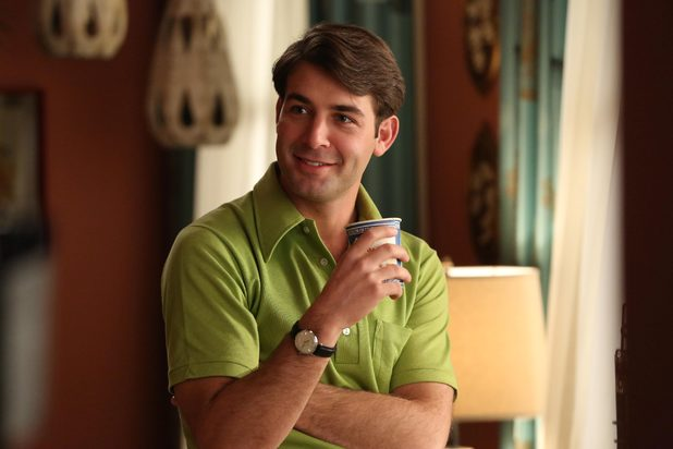 Bob Benson in 'Mad Men'