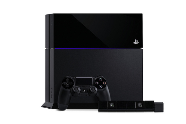 PlayStation 4 - first look at hardware in full