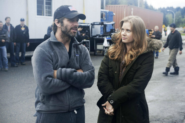 Zack Snyder Amy Adams