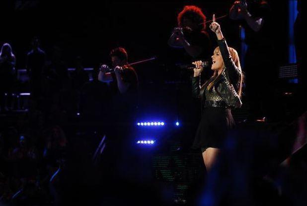 'The Voice' Season 4 semi-finals: Amber Carrington