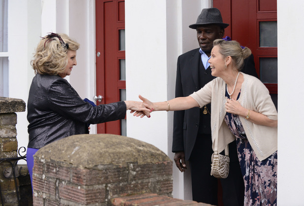 Cora meets new character Betty