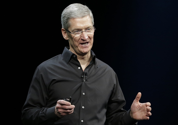 Tim Cook hints on mobile payments