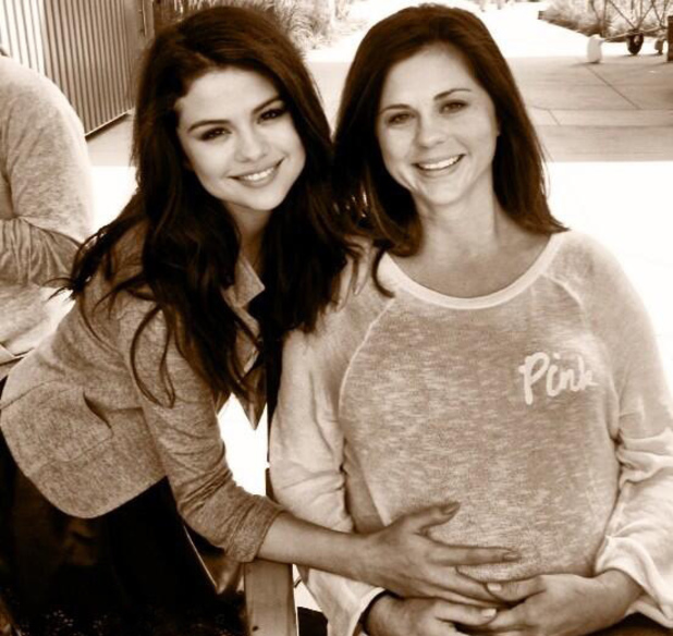 Selena Gomez & her mother Mandy Teefey