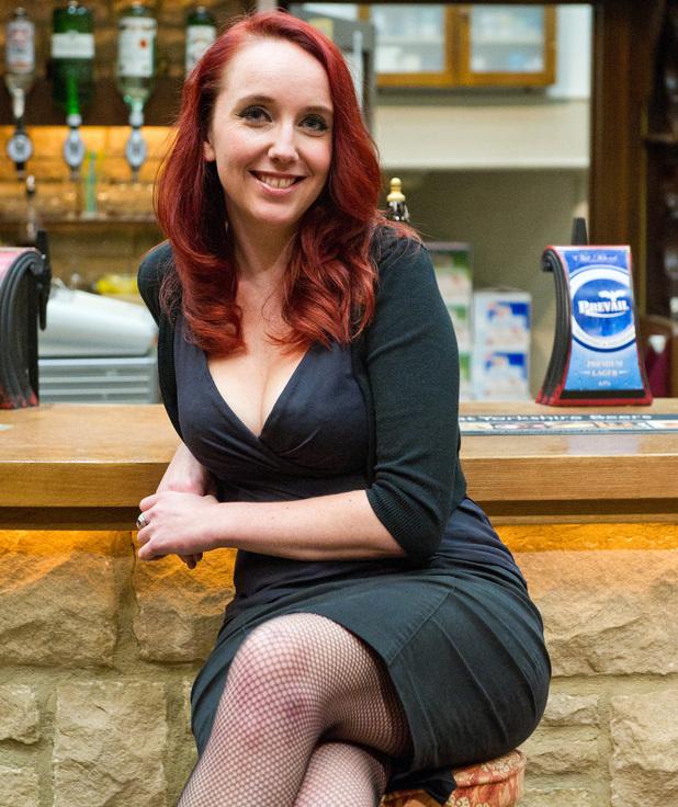 Emmerdale's series producer Kate Oates