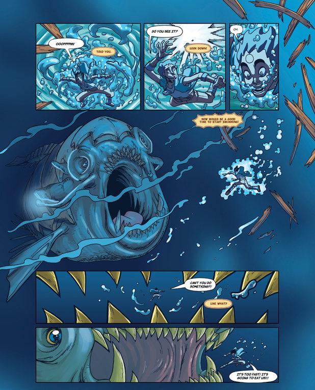 The Phoenix #76 - page 3, part 3