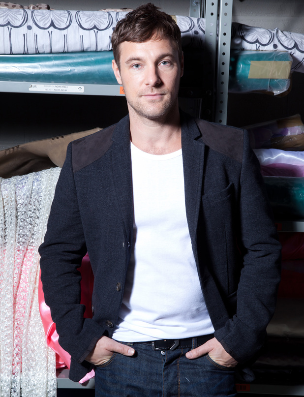 Marc Baylis as Rob Donovan in Coronation Street
