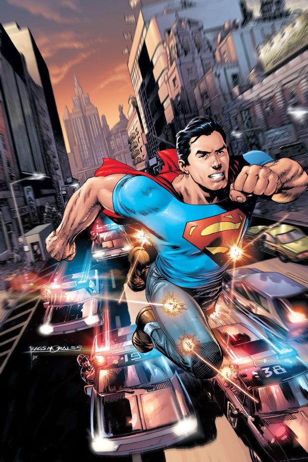 'Action Comics #1'