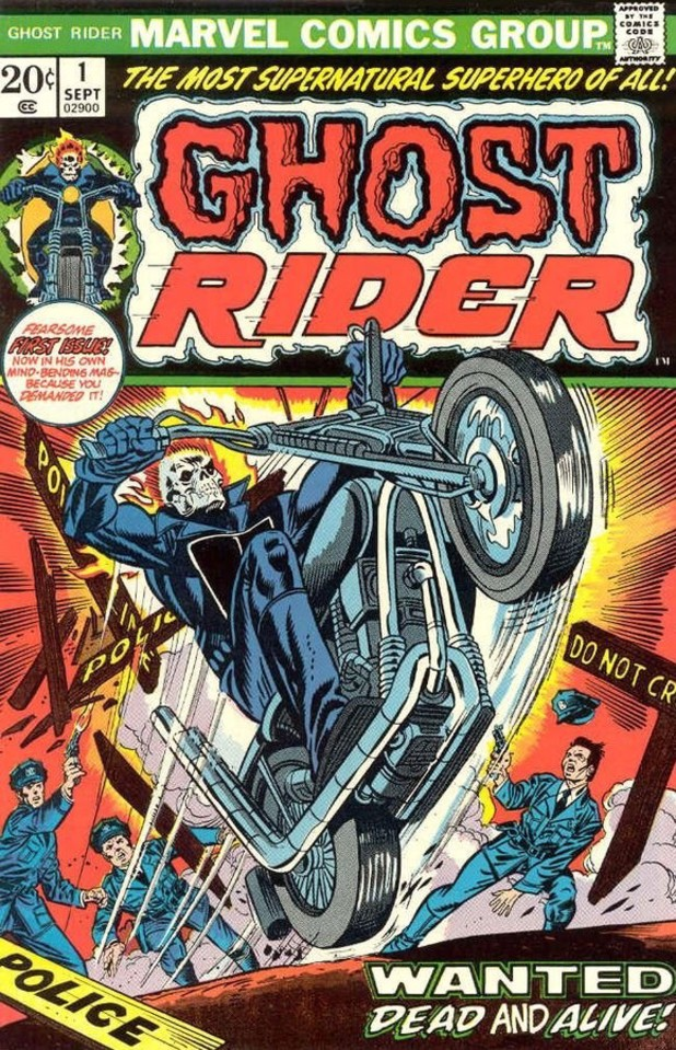 'Ghost Rider' #1