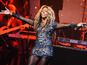 The singer performs alongside Mary J Blige and Erykah Badu in New York.
