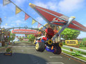 See the reimagined Royal Raceway, Toad's Turnpike and more from Mario Kart 8.