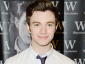 The Glee actor signs up for role opposite Wendie Malick.