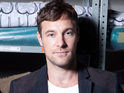 Marc Baylis says that the Corrie cast are in the dark over Tina's final scenes.