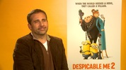 Steve Carell discusses his return as Gru, the phenomenon of the Minions and his celebrity lookalike.