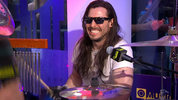 Andrew WK breaks drumming record