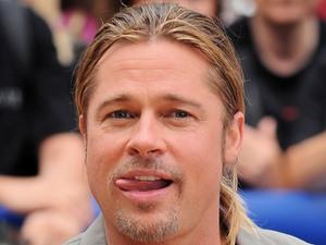 Brad Pitt, 'Good Morning America' TV show, New York, World War Z