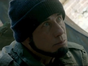 John Travolta 'Killing Season' trailer still