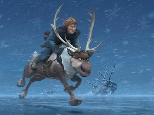A new still from Disney's 'Frozen'