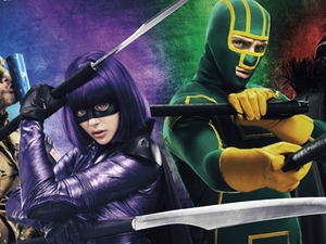 'Kick-Ass 2' international poster