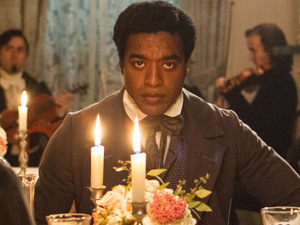 Chiwetel Ejiofor stars as Solomon Northup in '12 Years A Slave'
