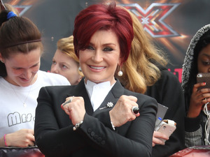 Sharon Osbourne, X Factor auditions London, Excel Centre
