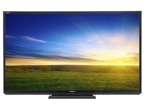 90-inch LCD TV from Sharp