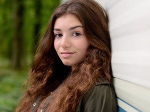 Mimi Keene as Cindy Junior in EastEnders