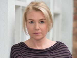 Saskia Wickham as Anna Savage in Hollyoaks