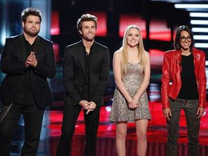 'The Voice' Live Finale Part 1: The finalists
