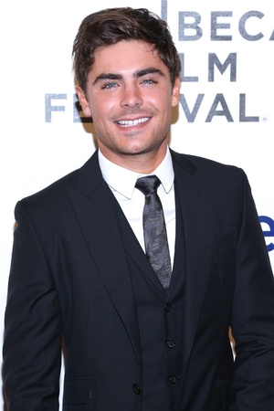 Zac Efron at the Tribeca Film Festival 2013