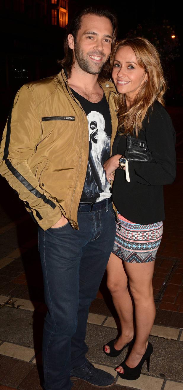 Sylvain Longchambon and Samia Ghadie