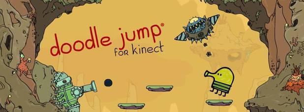 Doodle Jump for Kinect.
