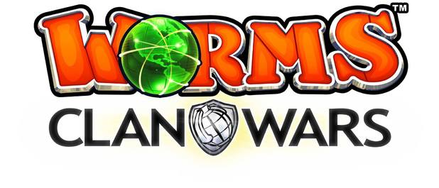'Worms: Clan Wars' logo