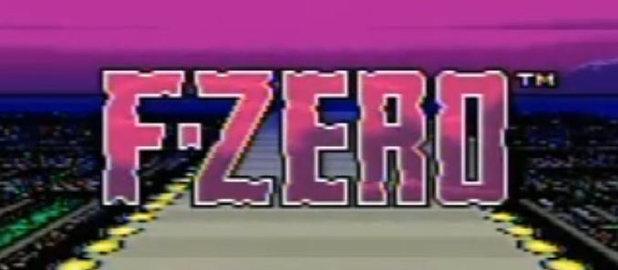 F-Zero on SNES