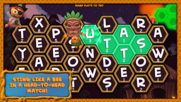 'Beejumbled' screenshot