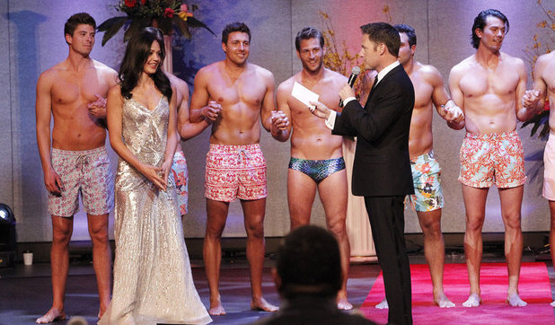 'The Bachelorette' S09E04: Desiree and the bachelors