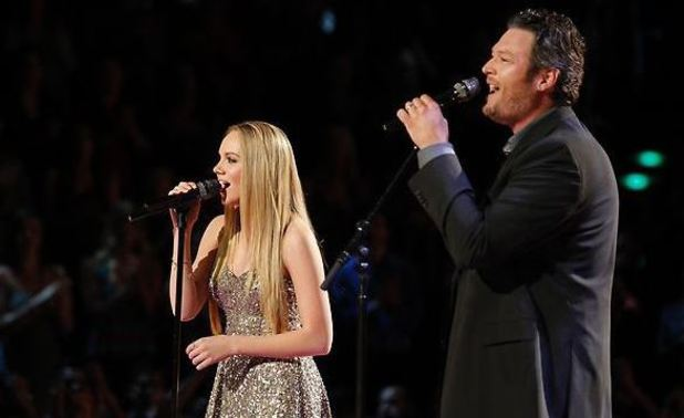 'The Voice' Live Finale Part 1: Blake Shelton