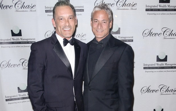 Johnny Chaillot & Greg Louganis