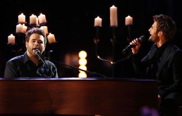 'The Voice' Live Finale Part 1: The Swon Brothers