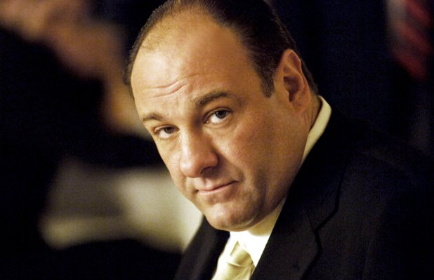 James Gandolfini in Season 6 of The Sopranos