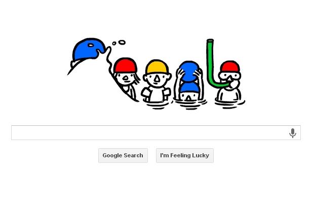 Google Doodle, Summer Solstice