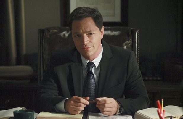 Joshua Malina as David Rosen in 'Scandal'