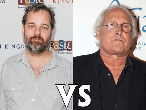 Dan Harmon vs. Chevy Chase