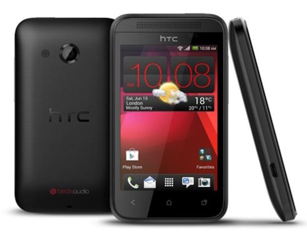 HTC's Desire 200 smartphone