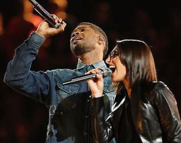 'The Voice' Live Finale Part 1: Michelle Chamuel & Usher